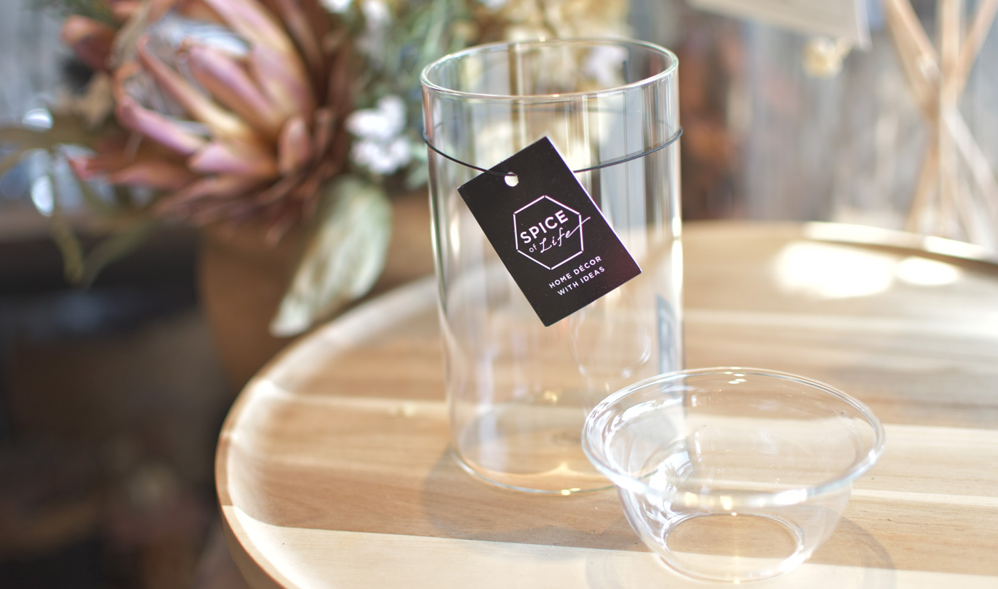 Bulb Vase -short-